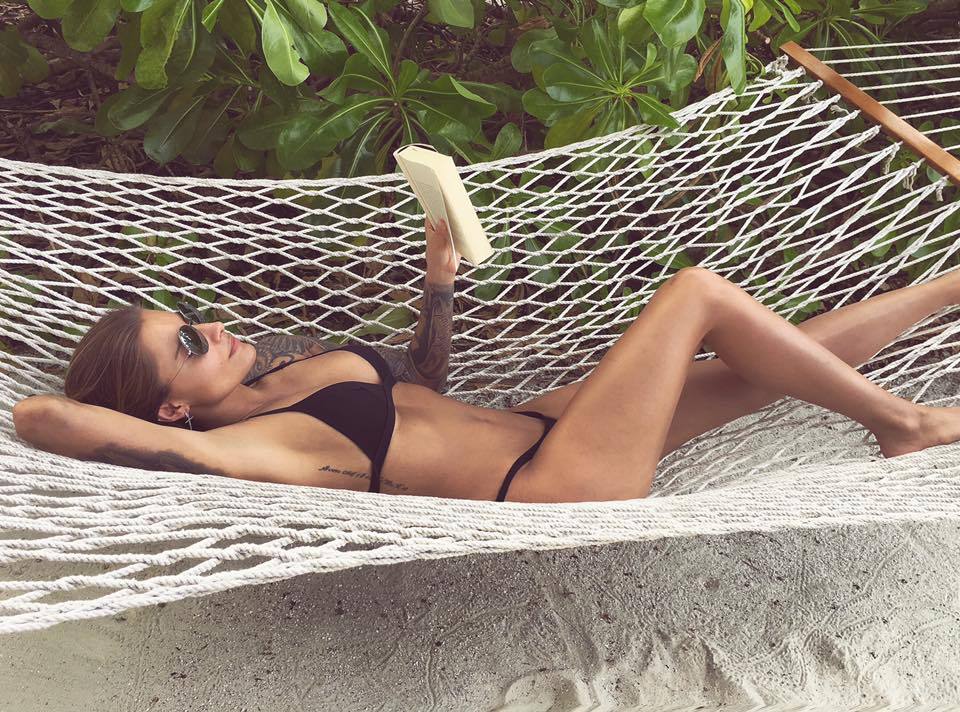 Sophia Thomalla Fickt